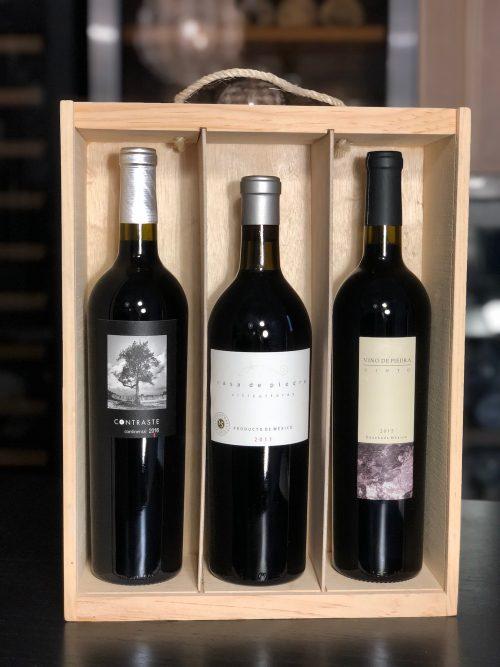 coffret cadeau vin personnalisé