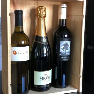 Coffret de vins du monde Colombus
