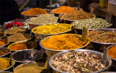 épices indiennes recette curry