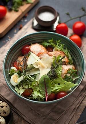Recette salade cesar origine