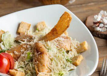 Notre recette de salade césar pour l'été !
