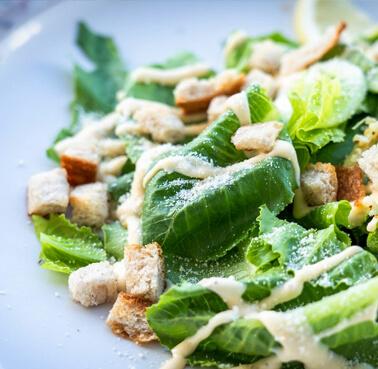 recette traditionnelle salade cesar