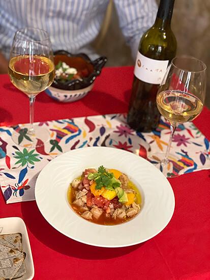 Restaurant mexicain El Pueblo carte