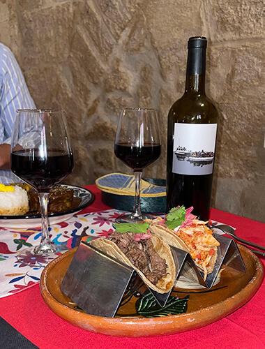 Vin mexicain restaurant montpellier